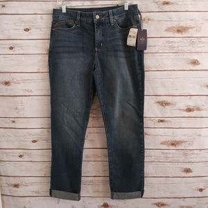 NYDJ Legging Lift Tuck Jeans Size 10